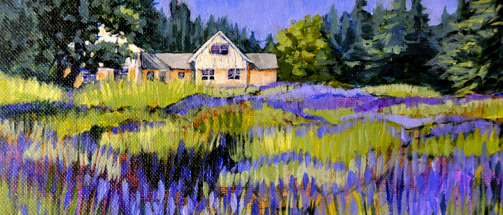 Cowichan Valley Lavender Labyrinth